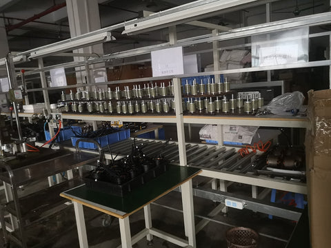 maytech motor production line