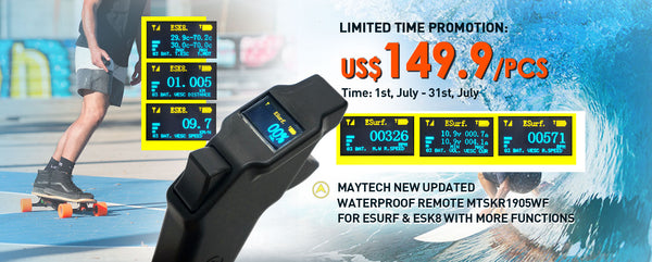 https://maytech.cn/products/maytech-new-waterproof-remote-control-mtskr1905wf-for-esk8-esurf-with-display-and-wireless-charging-functions