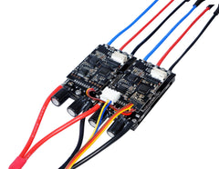 30A double drive controller dual 30A speed controller motor controller for 70mm, 90mm hub motor