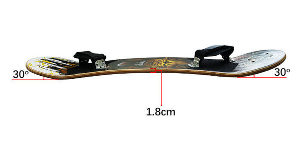 Maytech MTMEB01 electric skateboard deck maple board for mountainboard longboard
