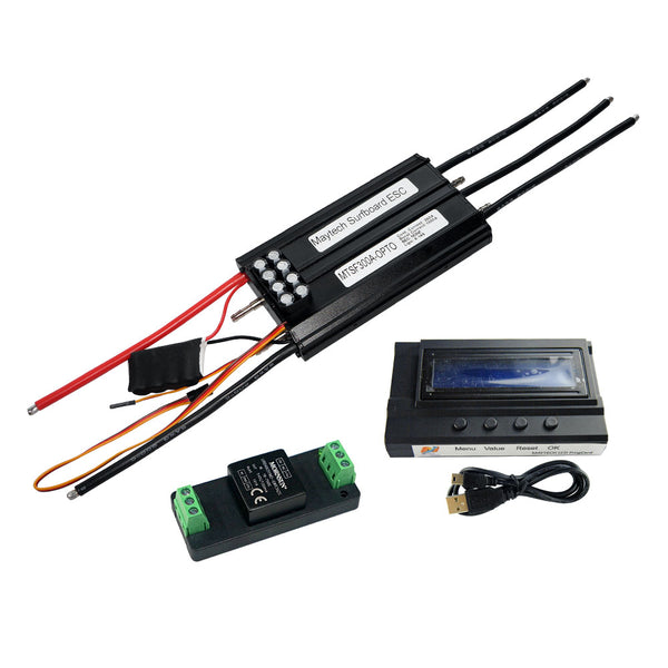 maytech electric controller 300A ESC for electric surfboard efoil waterboard