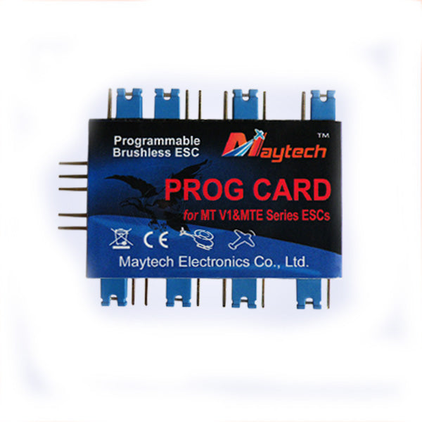 Progcard-HS for Maytech HE/HS Electric Speed Controller Harrier-Suprem ESC Prog Card