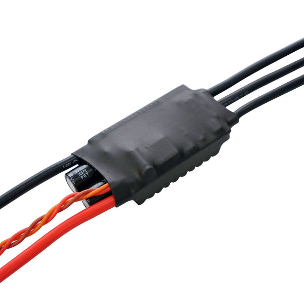 Maytech brushless esc HS/HE Electric speed controller for rc airplane compatible progcard-hs