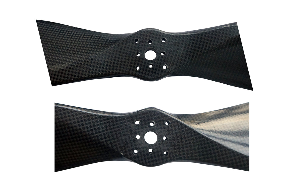 Composite Carbon propeller lightweight MTCC3510T