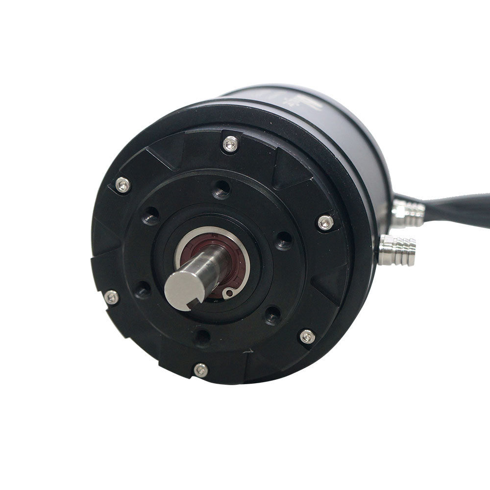 Maytech Splash Waterproof MTI85165 200KV Inrunner Brushless Sensorless Motor for Esurf/Efoil/RC Boat KV Customized