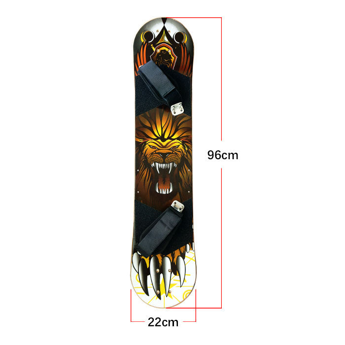 Maytech MTMEB01 Chinese Maple A Grade Deck for Skateboard Mountainboard