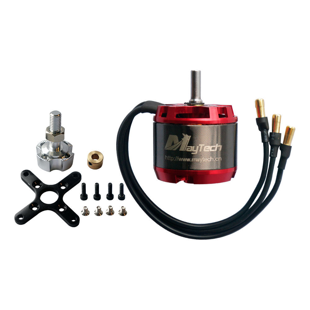 Maytech Brushless 5055 50/220/400/580KV Outrunner Sensorless Motor for RC Plane/Helicopter