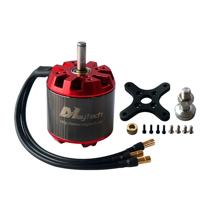 Maytech Brushless 6355 170/230/250KV Outrunner Sensorless Motor for RC Plane/Helicopter/Esk8