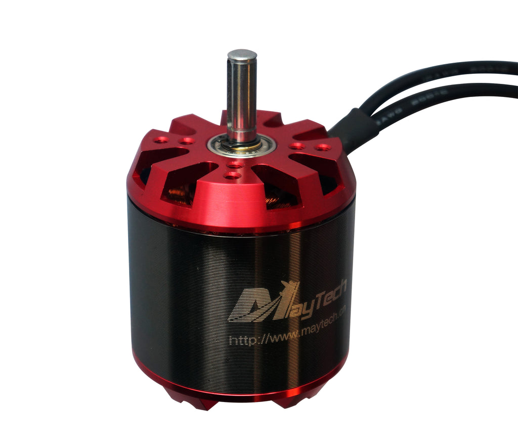 Maytech Brushless 6374 170/200KV/330 Sensorless Outrunner Motor for Big RC Plane/Helicopter/Esk8