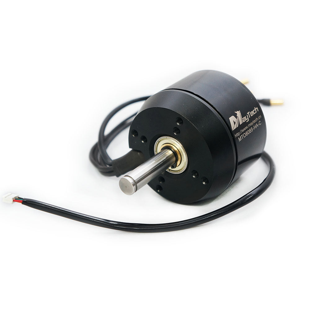 Maytech Brushless 8085 160KV Closed Cover Sensored 12mm Shaft Motor for Esk8/E-scooter