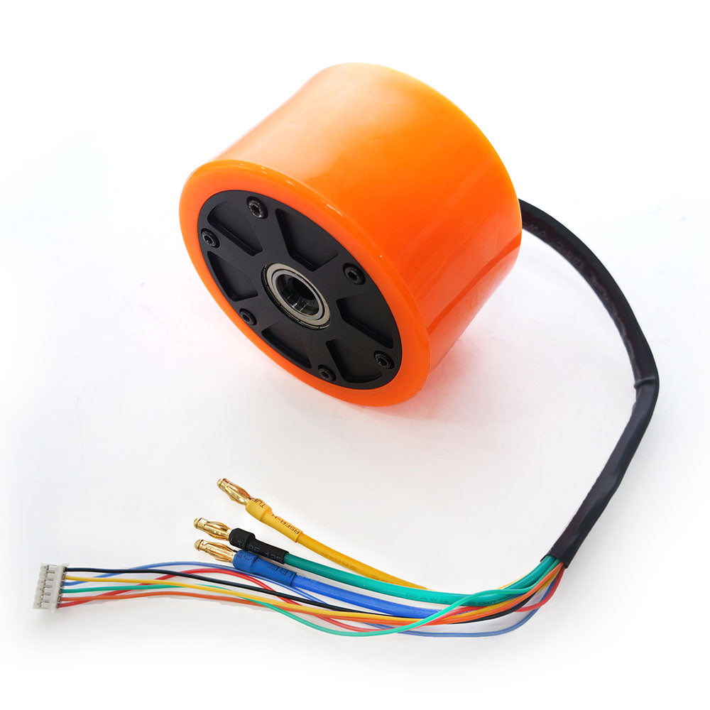 Maytech Brushless 90mm 100KV Outrunner Brushless Sensored Hub Motor for Esk8/E-longboard