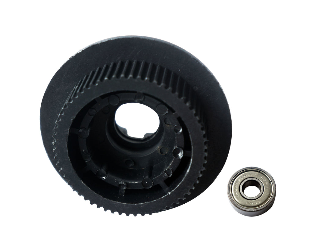【Spring Sale 20% OFF】Maytech 17mm 60 Tooth Wheel pulley MTP1512C-2 with NSK f608zz Ball Bearing
