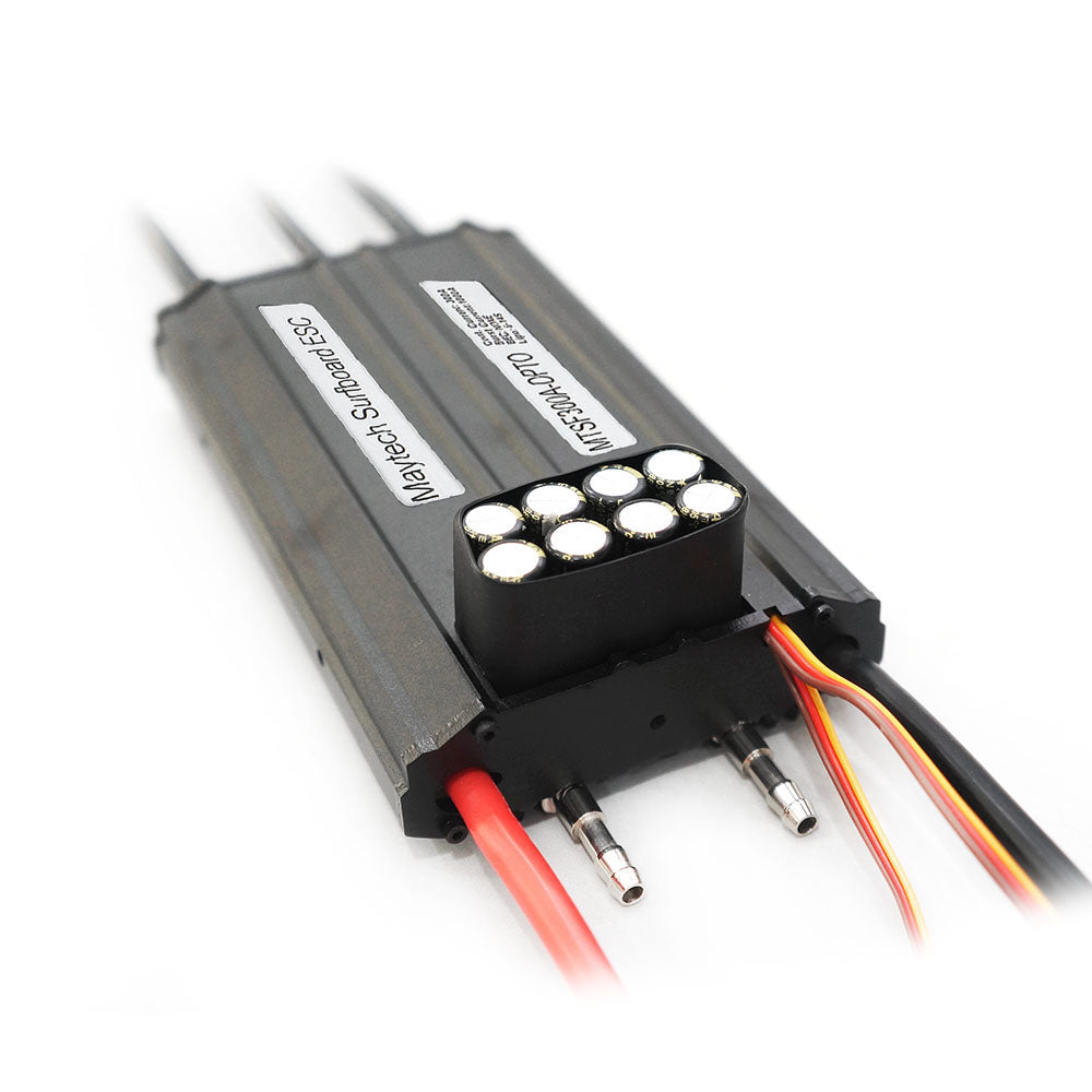 【In Stock No Price Increase】Maytech 300A OPTO ESC with Water-cooling Aluminum Case Controller for Esurf/Efoil/Hydrofoil