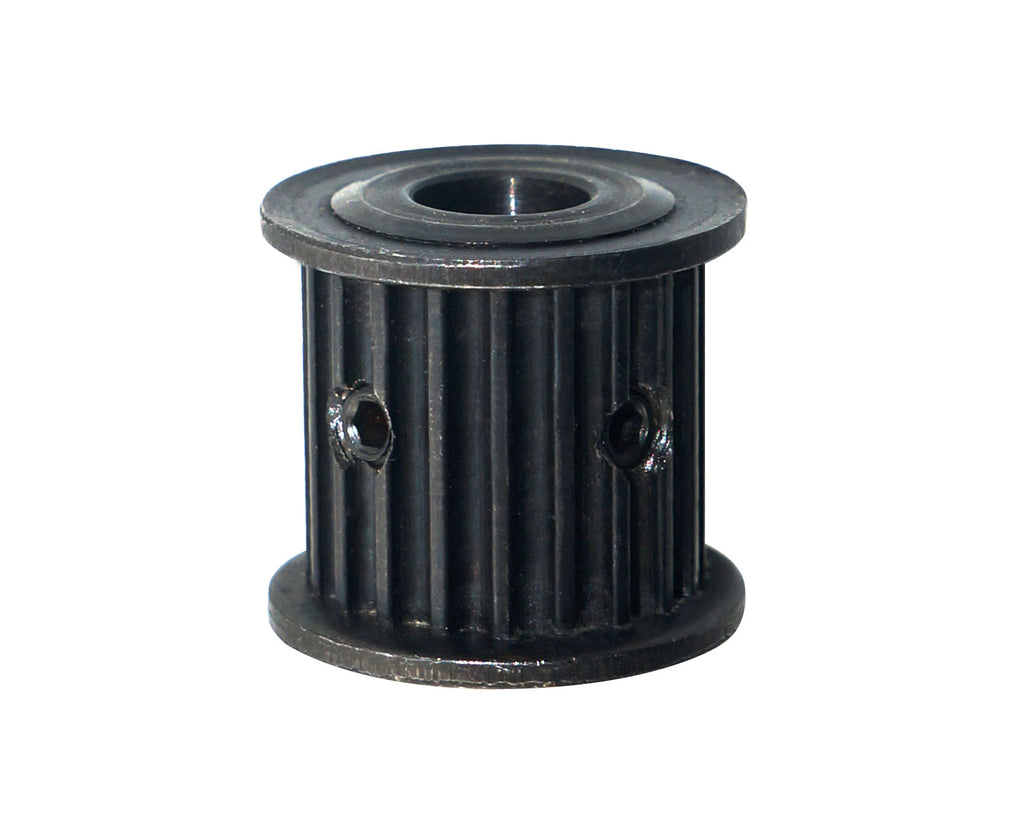 Maytech MTSKG1616 20T 16mm Width M4 Mounting Hole M3 Pitch Motor Pulley for 8mm Brushless Belt-driven Motor
