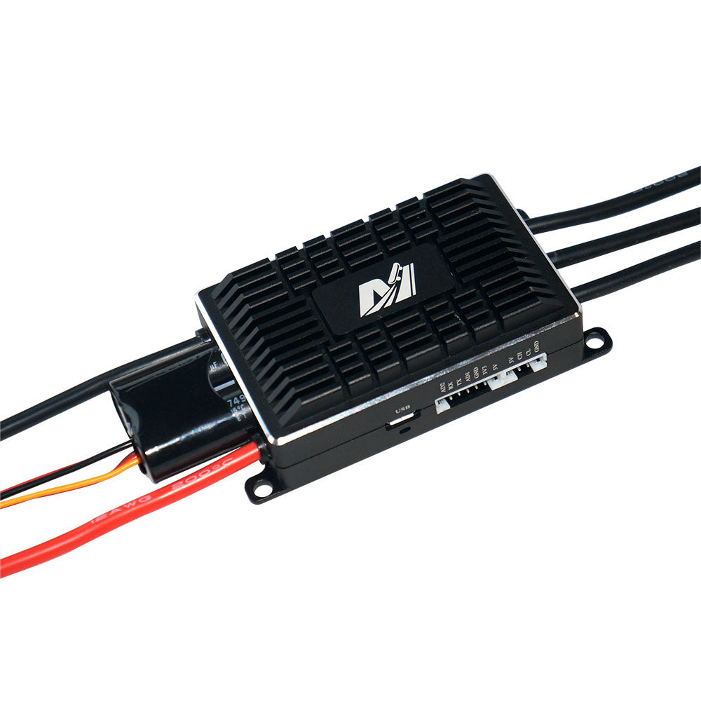 【Spring Sale 20% OFF】MTVESC100A VESC4-based Speed Controller with Aluminum Case for Esk8/Robotics