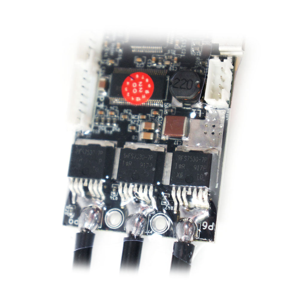 Maytech MTVESC50A Electric Speed Controller based on V4.12 for Electric Skateboard/Fighting Robots