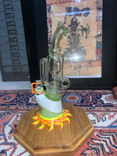 Load image into Gallery viewer, Puffco Peak Sunset Slyme Klein set - Mr. Bonsai's Vape Accessories