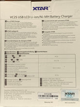 Load image into Gallery viewer, XTAR VC2S 2-bay battery charger - Mr. Bonsai's Vape Accessories