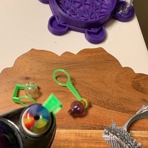 Peak Flexi-Hinge carb cap Hinge - Mr. Bonsai's Vape Accessories