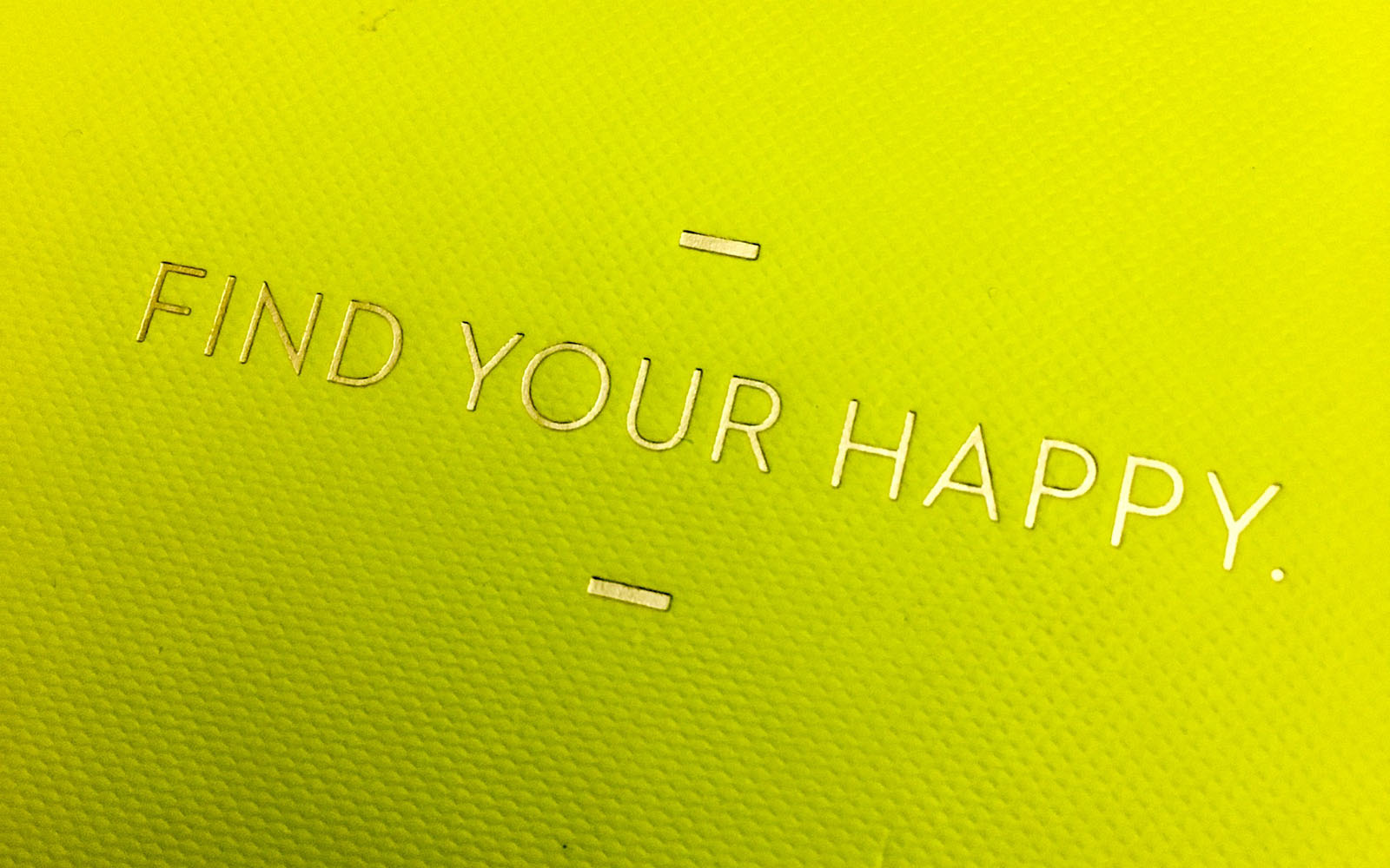 Find Your Happy