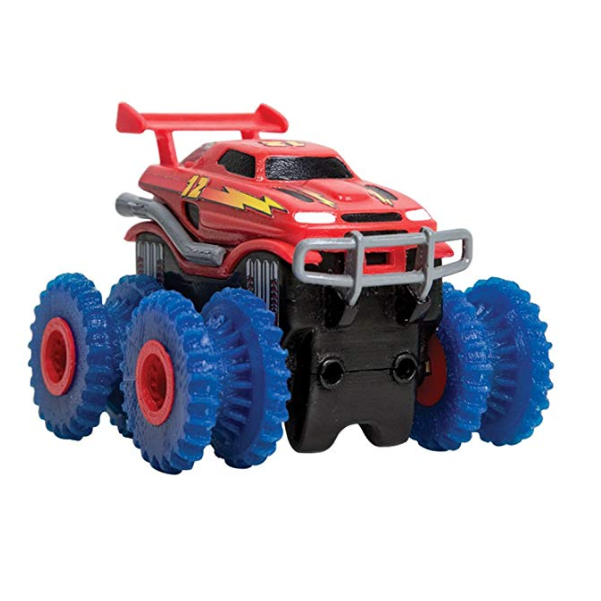 HOT SALE!!! Children's electric track acrobatic stunt car