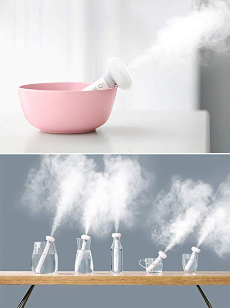(Limited Sale: 40%off and Buy 2 Free Shipping) Portable Mini Water Bottle Caps Humidifier