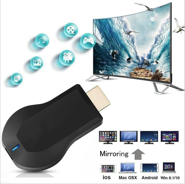 (Limited Sale: 50%off ) Brand-New Cool Wifi Display TV Dongle