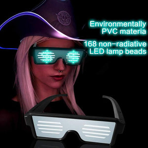 (BUY 2 FREE SHIPPING)LED Party Glasses