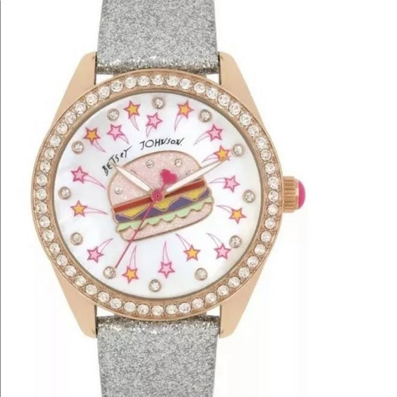 Women's Time Diner Burger Watch