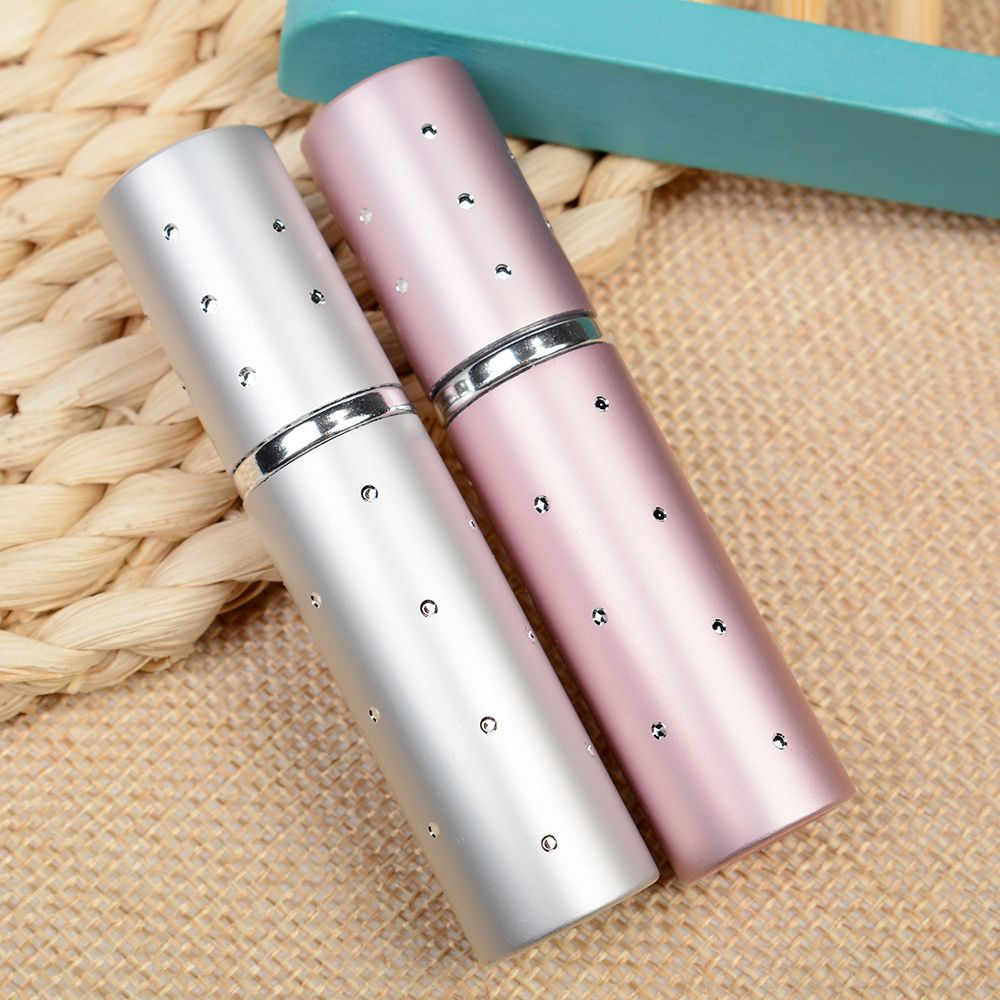 5ML Scent Pumps Travel Portable Refillable Perfume Atomizer Spray Bottle