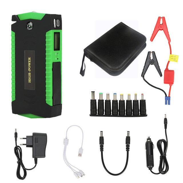 12V 600A Car Jump Starter Power Bank