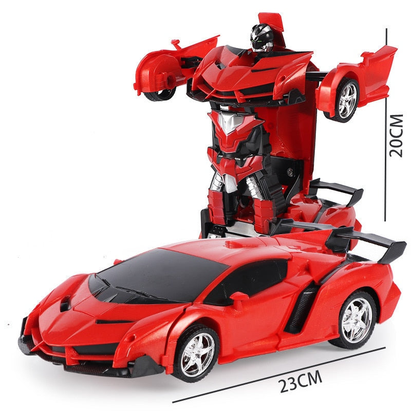 2020 New Rc Transformer 2 in 1 Remote Control Car