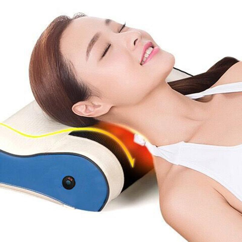INFRARED HEATING NECK SHOULDER + MASSAGE