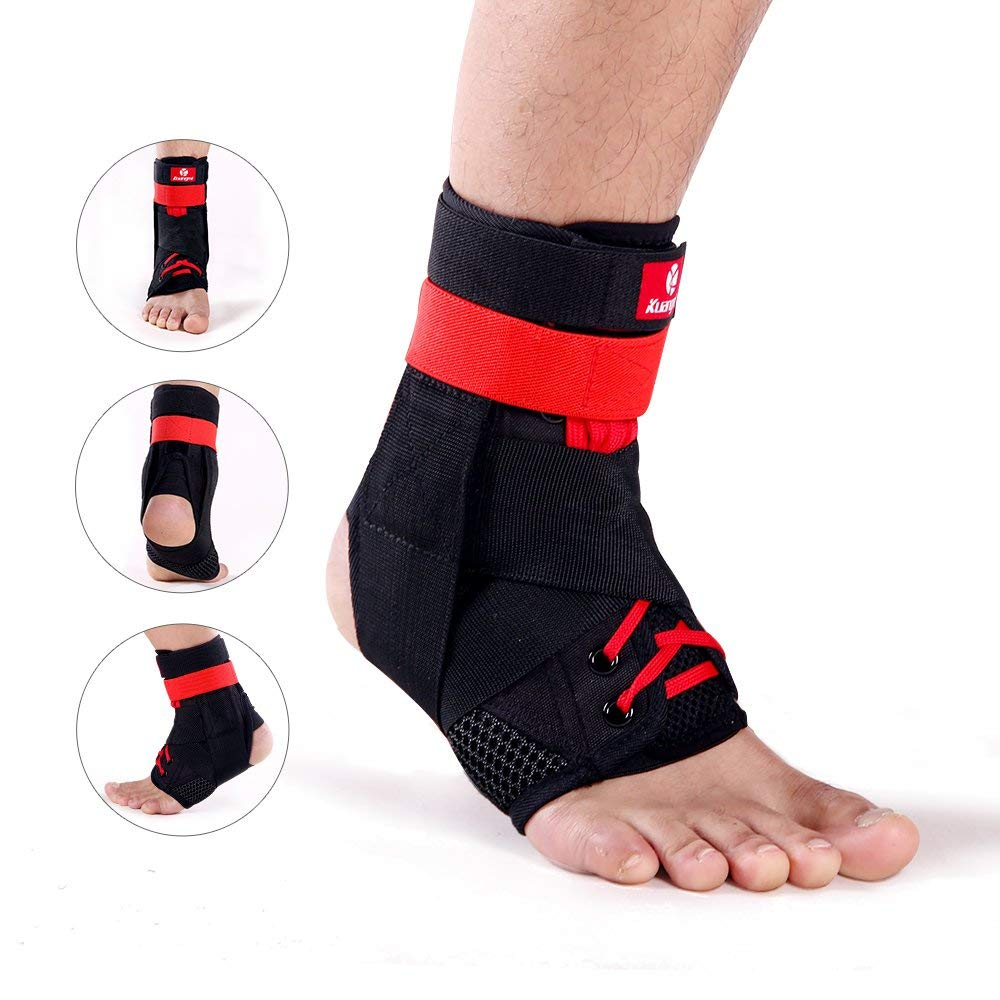 Ankle Support Brace Sports Foot Stabilizer