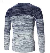 Load image into Gallery viewer, Knitted Pullover Sweater - Long Sleeve