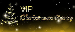 Christmas eve VIP 1.30 - 3.30pm