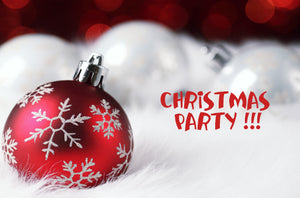 Christmas eve party 11am - 1pm
