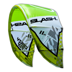 Symbol Bild zum Ersatz Kite Bladder Crazy Fly Slash 2011 11QM Strut S1 - links