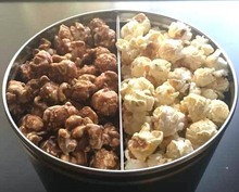 Load image into Gallery viewer, One Gallon Popcorn Tins