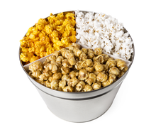 Load image into Gallery viewer, Two Gallon Popcorn Tins