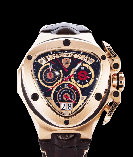 Tonino Lamborghini Products Serie Spyder 3000 3015 Chronograph Mens Watch