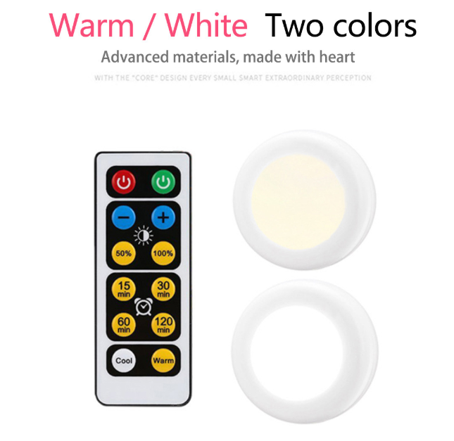 HOT Selling!!!【50%OFF】LED ice hockey one light two-color touch light