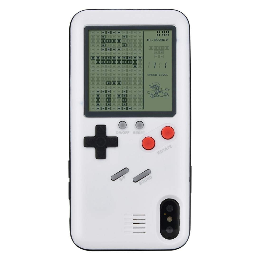 Iphone retro tetris game case