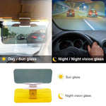 2 in 1HD Anti-Glare Visor Day and Night Car Visor Extender