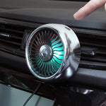 360 Degree Rotatable  Car Auto Cooling Air Circulator Fan