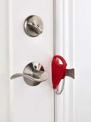 (Limited Sale: 50%off and Buy 2 Free Shipping)Harperton Portable Door Lock