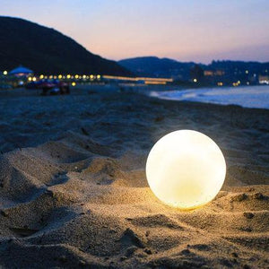 【HOT SELLING AND FREE SHIPPING】Fun Play Foldable Coconut Lamp Waterproof And Shockproof