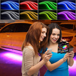 (Limited Sale: 80% Off ONLY TODAY!!!! ) Car atmosphere light strips
