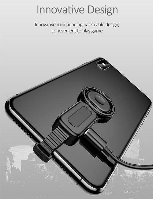 【Buy 2 Free Shipping】Dual Lightning Ring Holder Adapter for iPhone-Fast Charge