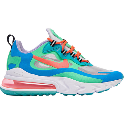 Wmns Air Max 270 React 'Electro Green Lagoon'
